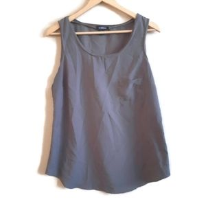 Le Chateau | light polyester flowy tank top